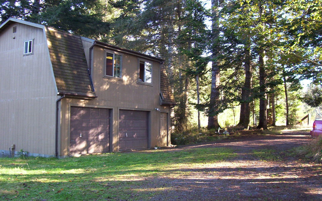 Studio on Five Wooded Acres – $795/600 Sq Ft