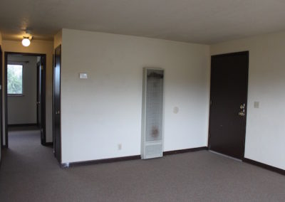 Entry and Hall