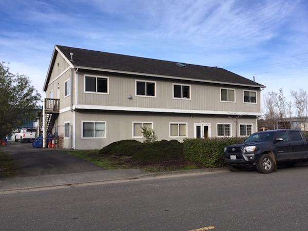Arcata Office Space and Garage, 788 sq ft, $925/mo