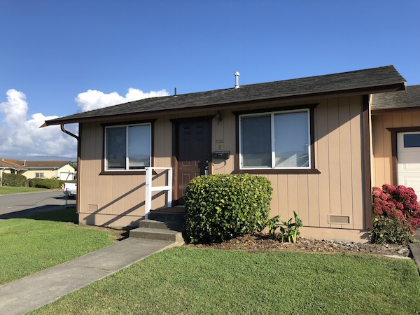 Arcata 2 Bedroom/1 Bath – $1200