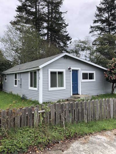Super Cute Remodeled Home in McKinleyville