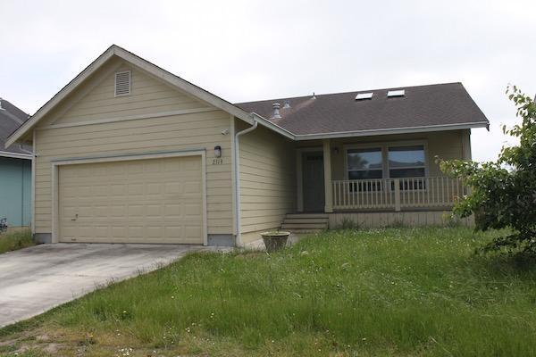 3 Bedroom House in Arcata – $1800/mo