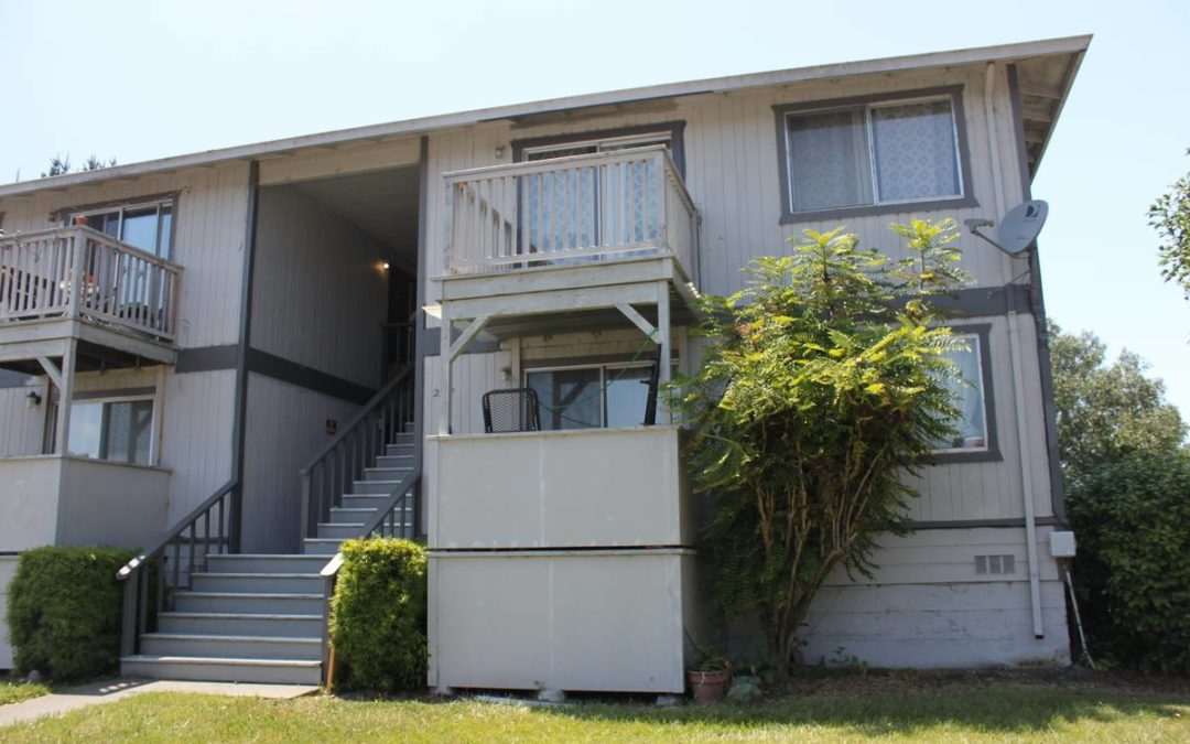 2/1 Arcata Apartment – $900