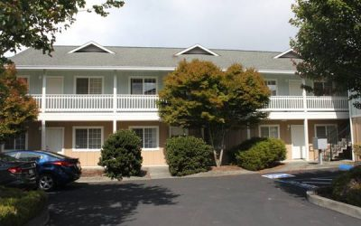 Clean Eureka Apartment – 675 ft2, $900