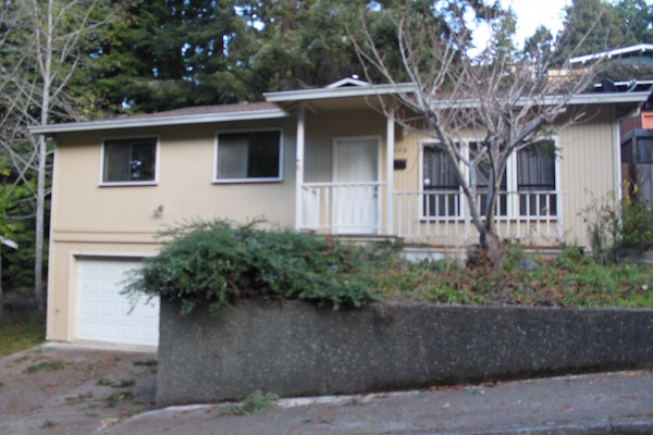 3-Bedroom House in Arcata – 1,100 ft2, $1800