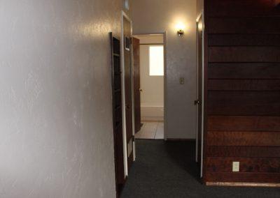 Living room to hall