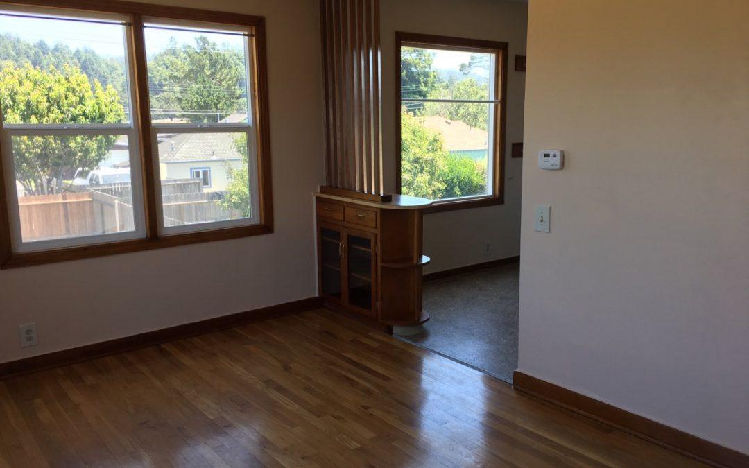 1 Bedroom Upstairs Apartment Arcata