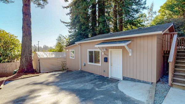 Arcata 1 Bedroom House – 723 ft2 – $1700