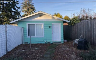 Cute, small home – 320 Ft2, $900