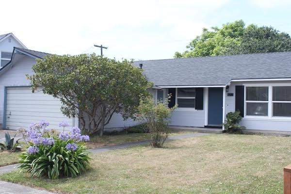 Newly  Remodeled 3/2 in Arcata